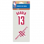 Wincraft Perfect Cut Decal James Harden