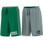 Adidas Wntr Hps NBA Boston Celtics Reversible Short