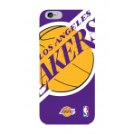 Hoot Team XXL Case Los Angeles Lakers iPhone 6