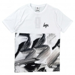 Hype Brushstroke Panel T-Shirt