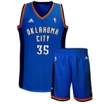Adidas NBA Oklahoma City Thunder Kids Jersey Set