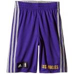 Adidas NBA Lakers Reversible Kids Short