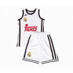 Adidas Real Madrid Kids Basketball Set