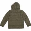 PEAK Heavy Padded Jacket F554371 Forest Green