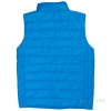 PEAK COTTON-PADDED WAISTCOAT( CORE PRODUCTS) F454017 BLUE