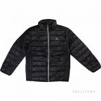 PEAK THIN PADDING JACKET(CORE PRODUCTS) F554017 BLACK