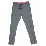 PEAK KNITTED PANTS F353102 LT.MELANGE GREY