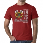 47 Brand Official MHL Chicago Blackhawks Premier T-Shirt