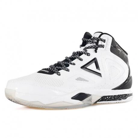 Peak Basketball Shoes E54323A/D White