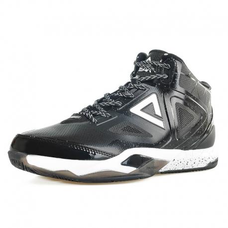 Peak Basketball Shoes E54323A/D Black