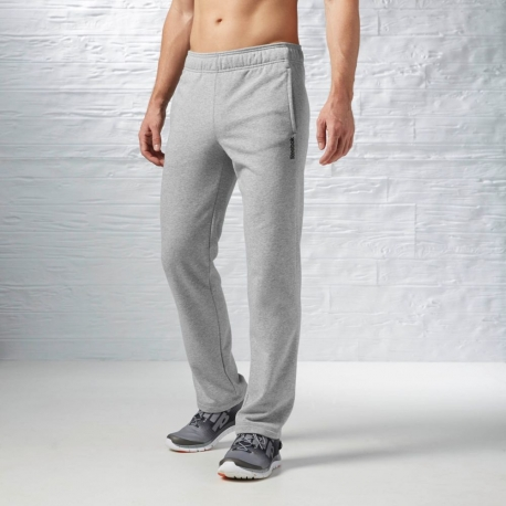 Reebok Mens Elements Ft Oh Sweat Pants