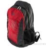 PEAK BACKPACK B154100 DK.GRAY/CHALLENGE RED