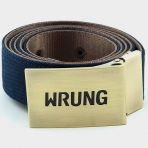 Wrung Belt Tony Beige
