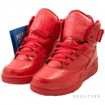 Ewing Athletic 33 Hi Red Croc