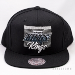 Mitchell & Ness Easy Three Digital Snapback NHL Los Angeles Kings