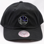 Mitchell & Ness 96 Slouch Strapback NBA Golden State Warriors