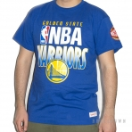 Mitchell & Ness Team Toss Up Traditional NBA Golden State Warriors