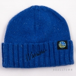Mitchell & Ness TC Heather Script Knit Beanie NBA Golden State Warriors