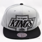 Mitchell & Ness Cropped XL Logo Snapback NHL La Kings