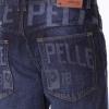 Pelle Pelle Classic Arch Denim Pant Antique Blue