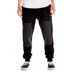Crooks & Castles Action Sweatpants Black