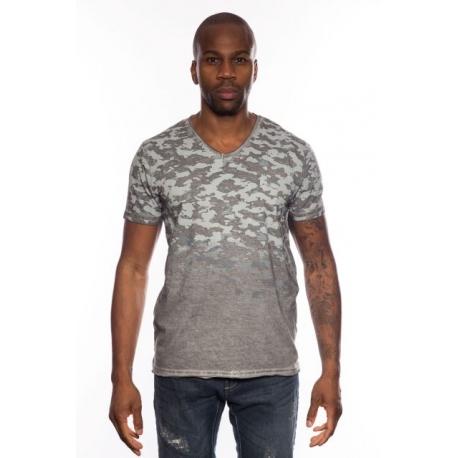 MZGZ tričko Terra šedé