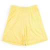 K1X Pastel Big Hole Mesh Shorts - Banana