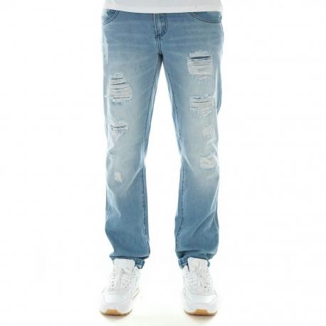Wrung Pantalons / Pants Destroyed Bleach