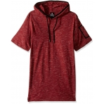 South Pole Tech Fleece Hoody Tee Red