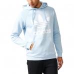 Adidas Originals Mikina skapucňou Trefoil