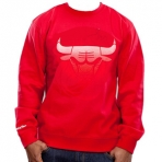 Mitchell & Ness Gradient Infill Crew Chicago Bulls