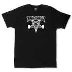 Thrasher Magazine Skate Goat T-Shirt Black