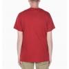 Thrasher Magazine Outlined T-Shirt Cardinal