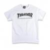Thrasher Magazine Skate Mag T-Shirt White