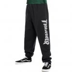 Thrasher Magazine Skulls Sweatpants Black