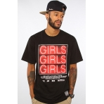 Rocksmith Girls Tee Black