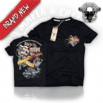 Mafia & Crime Sinaloa Cartel Shirt Black