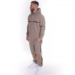 Pelle Pelle Crossover Sweatpant - Clay