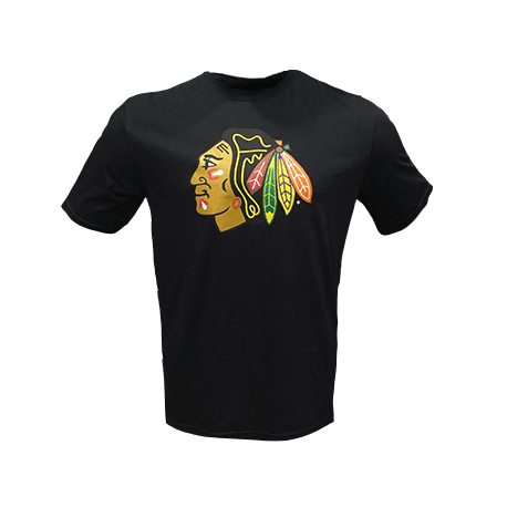 Levelwear Core Logo Tee Chicago Blackhawks