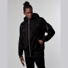 Cayler & Sons BL Jab Hooded Bomber Jacket - Black