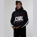 Cayler & Sons BL First Division Half Zip Hoody - Black
