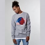 Cayler & Sons WL Life Of Crewneck - Grey Heather