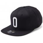 State Of Wow Šiltovka Oscar Soft Baseball Cap - Black/White - Strapback
