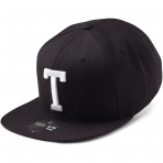 State Of Wow Šiltovka Tango Soft Baseball Cap - Black/White - Strapback