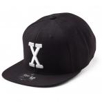 State Of Wow Šiltovka X-Ray Soft Baseball Cap - Black/White - Strapback