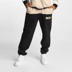 Rocawear Retro Sport Fleece Pant Black