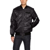 South Pole Ma1 Bomber Jacket Black