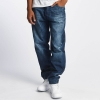 Roca Wear Denim New Mid Blue Tapered Loosefit