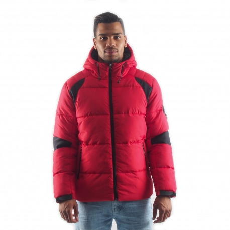 South Pole Antarctic Expedition Outerwear Red