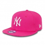 NEW ERA šiltovka 950K MLB League Basic NEW YORK YANKEES YOUTH PINK
